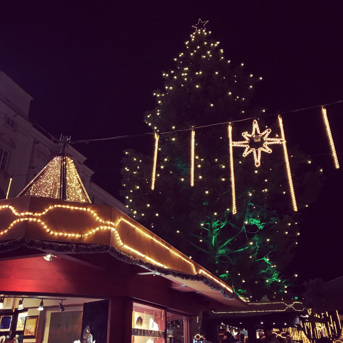 Driving Home for Christmas: Garmisch-Partenkirchen, Innsbruck und Linz