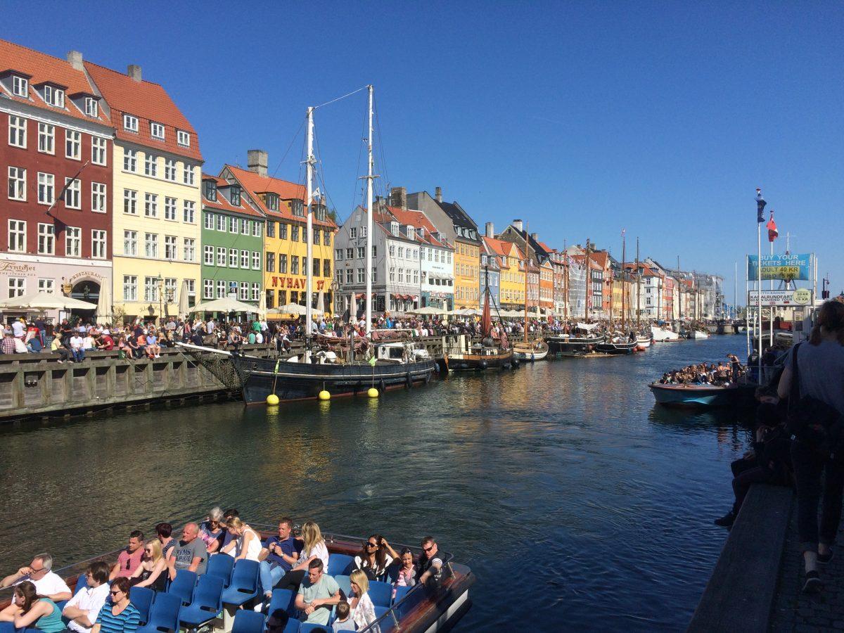 Tagestour nach Kopenhagen