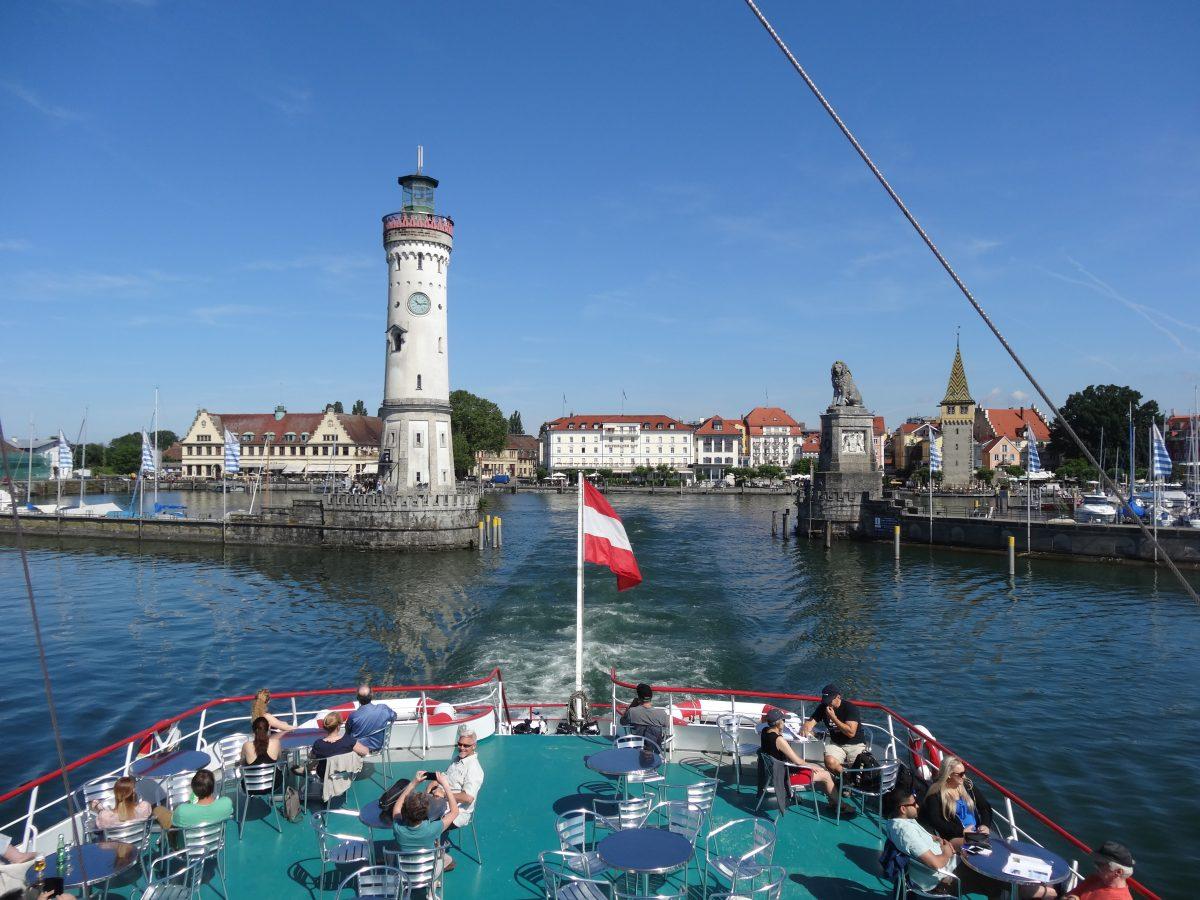 Mal spontan sein: Vom Bodensee ins Werdenfelser Land