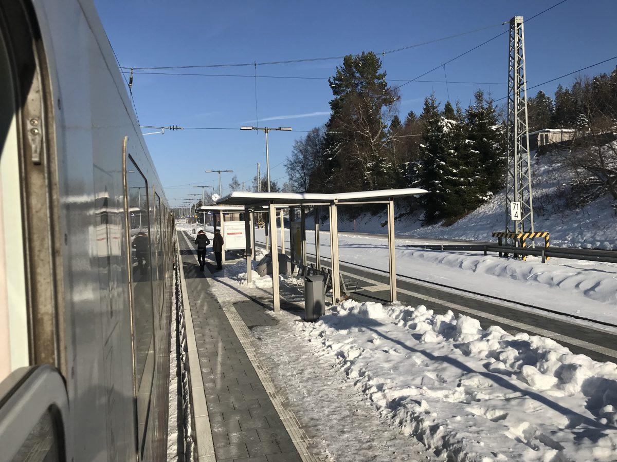 Ein Traum in Weiß: Winter im Schwarzwald und am Oberalppass