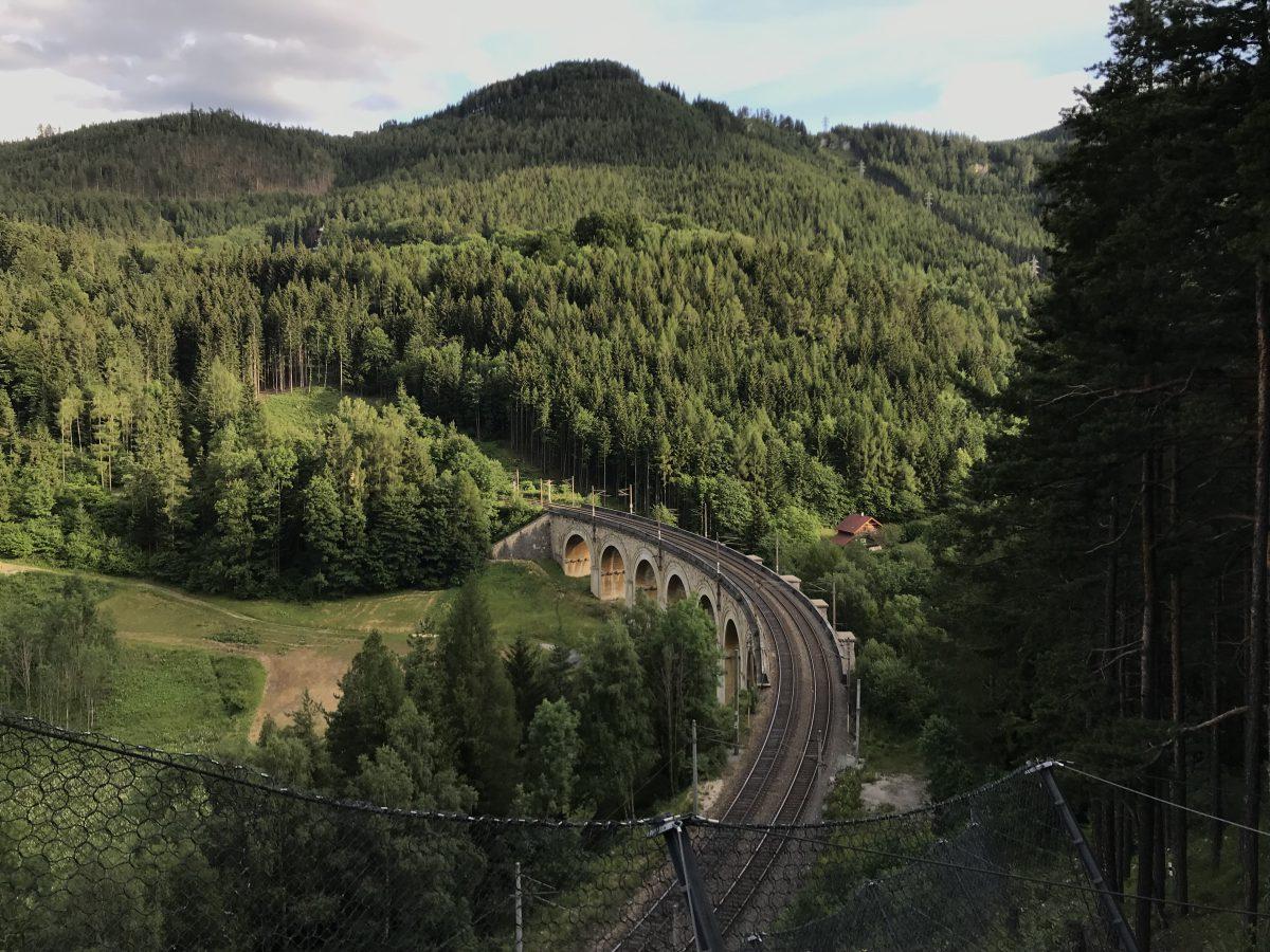 Bahnerlebnisse am Semmering