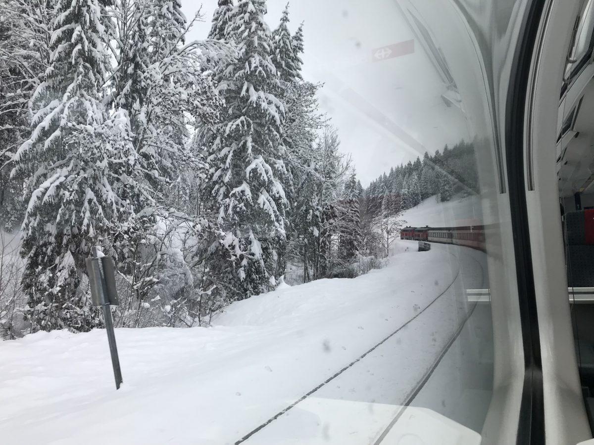 Winterträume im Allgäu und am Gotthard